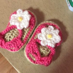 Other - 2 for $10 Handmade newborn sandals